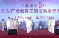 三亚市《杨氏28式太极拳》