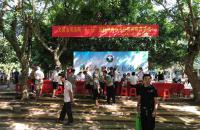 """文昌市妇联开展""""健康人生,绿色无毒""""法治宣传活动"""